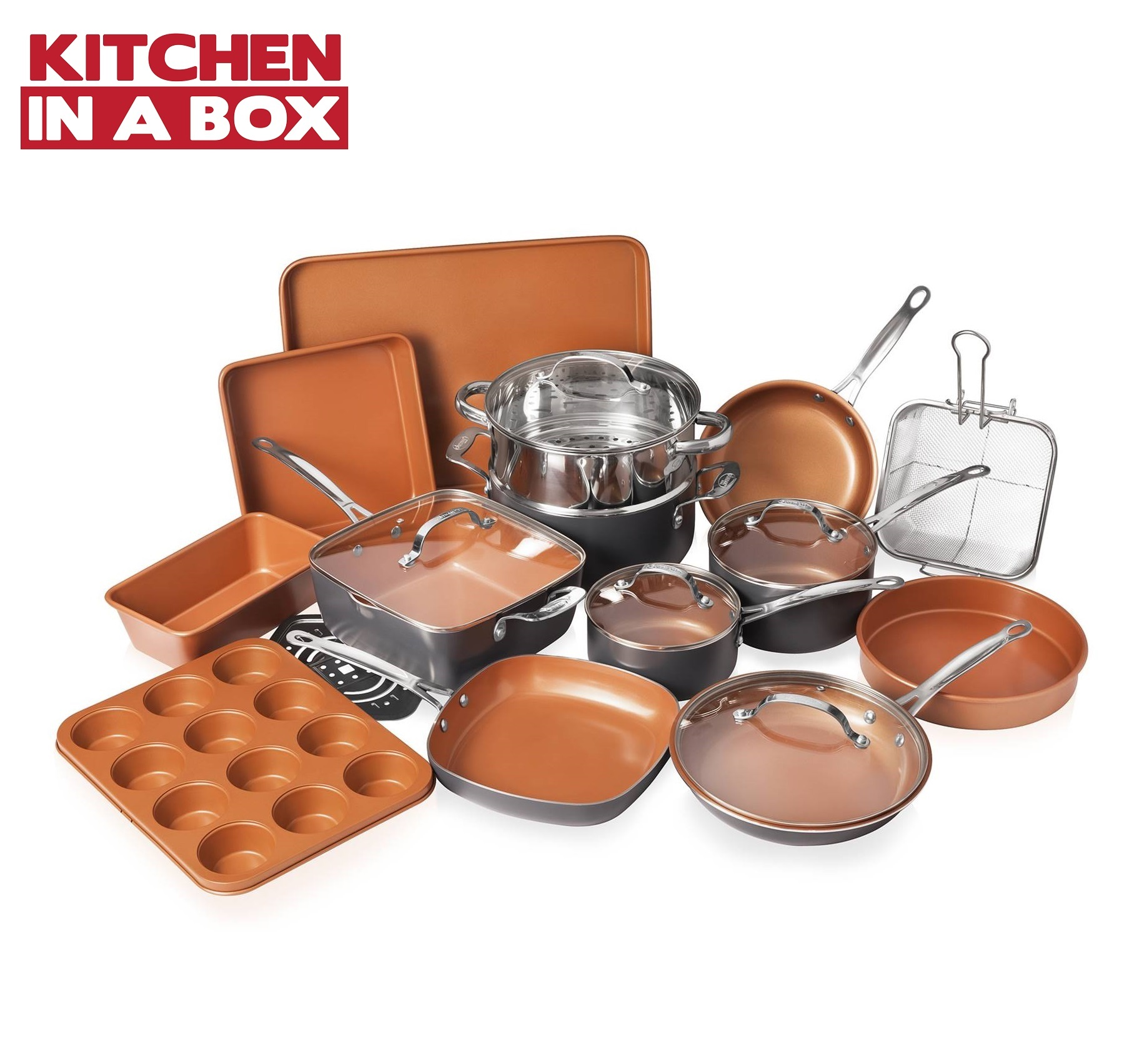 Bakeware Set – 3 Things You Should Know to Choose the Best One!
